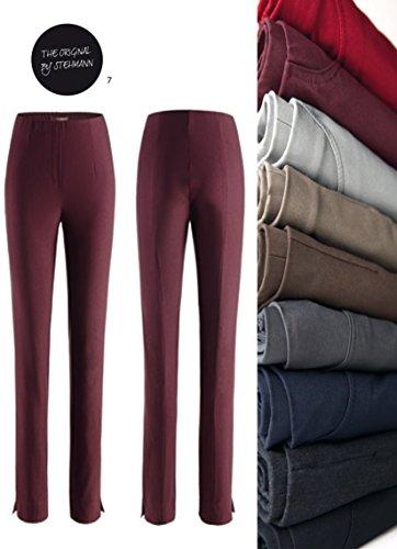 Stehmann-Stretchhose INA 800-mit EXTRA-Fashion Armreif- die Lange Hose-WINTERWARM!! - VIELE Farben - Innen kuschlig…