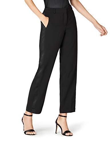 TRUTH & FABLE Damen Anzughose mit Bügelfalten