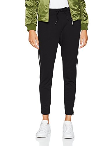 VERO MODA Damen Vmeva Mr Loose String Piping Pants Noos Hose
