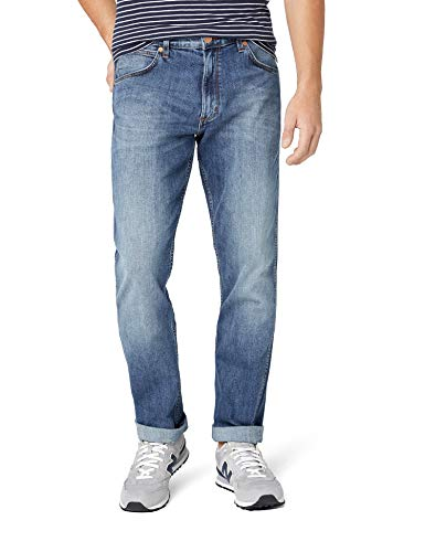 Wrangler Herren Jeans Greensboro Water Resistant