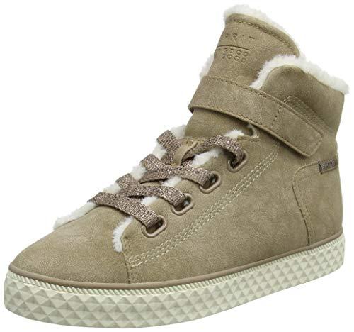 ESPRIT Damen Indya 1 Tape Hohe Sneaker
