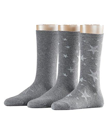 ESPRIT Damen Socken, Blickdicht (3er Pack)