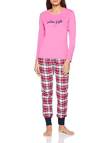 ESPRIT Damen Doro Cas Nw Pyjama Zweiteiliger Schlafanzug