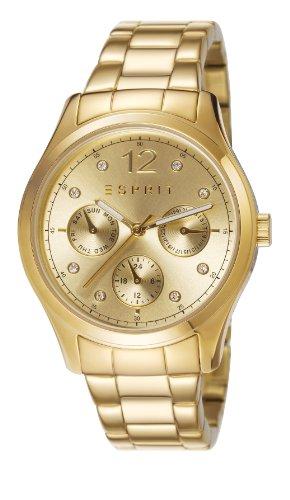 Esprit Damen-Armbanduhr Woman Analog Quarz