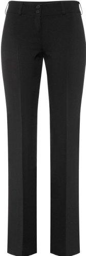 GREIFF Damen-Hose Anzug-Hose SERVICE CLASSIC - Style 8321 - (fällt eine Nummer kleiner aus) - schwarz