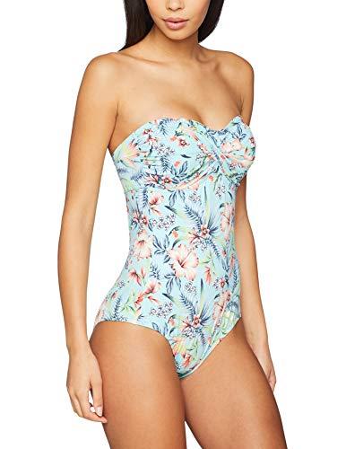 ESPRIT Damen South Beach Swimsuit Padded Badeanzug