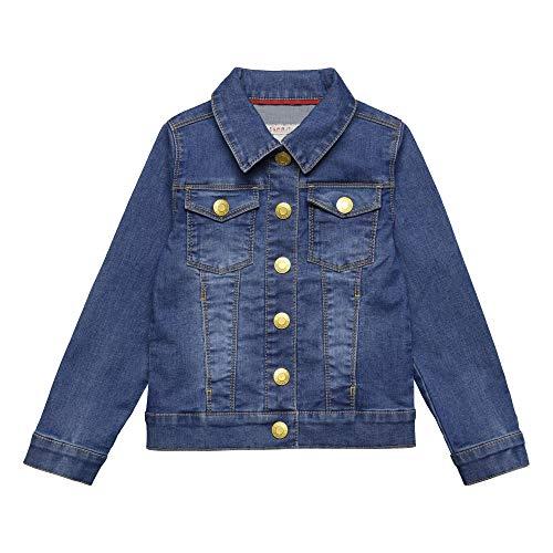 ESPRIT KIDS Mädchen Jacke Denim Jacket
