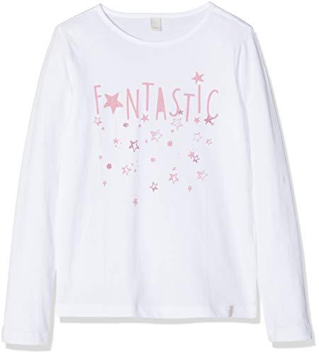 ESPRIT KIDS Mädchen T-Shirt Ls Langarmshirt