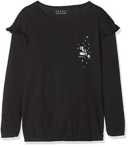 ESPRIT KIDS Mädchen T-Shirt Ls Vola Langarmshirt
