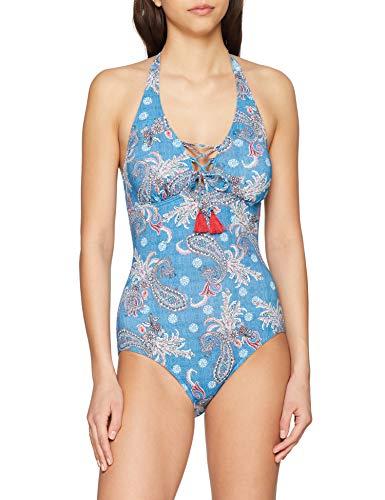 ESPRIT Damen Pescadero Beach Swimsuit Badeanzug