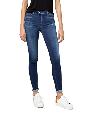 Replay Damen Jeanshose Touch_medium_Blue