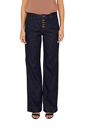 edc by ESPRIT Damen Bootcut Jeans
