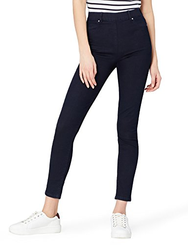 find. Damen Jeggings mit Stretch-Bund und Nieten