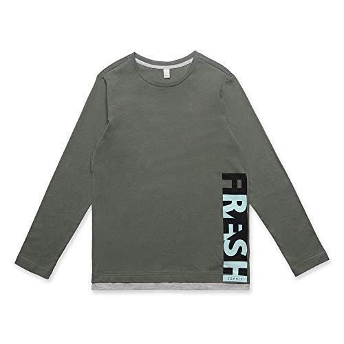 ESPRIT KIDS Jungen T-Shirt Ls Langarmshirt