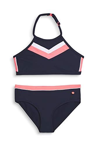 ESPRIT Mädchen Kalani Beach Yg Neckholder+hp Badebekleidungsset