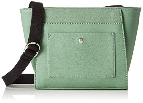 ESPRIT Accessoires Damen 039ea1o031 Umhängetasche Grün (Dusty Green)