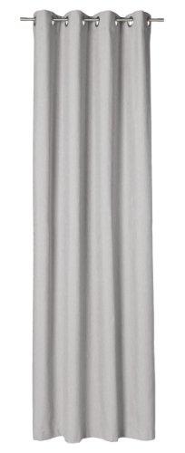 Esprit Home 21455-010-140-250 senschal Needlestripe Gre 140 x 250 cm, grau