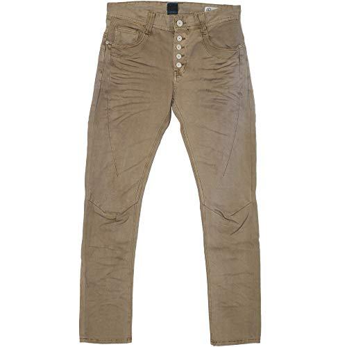 Elias Rumelis, Herren Jeans Hose, P1,Stretchdenim,Sand Vintage [21181]
