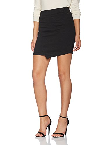 TOM TAILOR Denim Damen Mini Waffle Skirt Rock