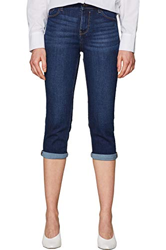 edc by ESPRIT Damen Straight Jeans