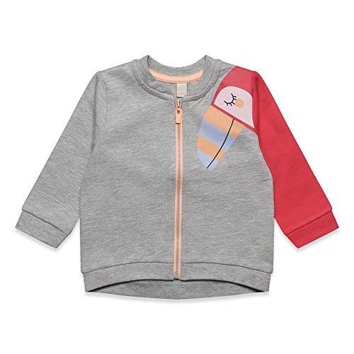 ESPRIT KIDS Baby-Mädchen Card Sweatshirt