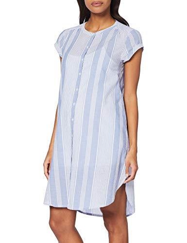ESPRIT Maternity Damen Dress WVN Ss Yd Kleid