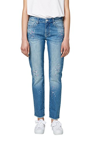 edc by ESPRIT Damen Boyfriend Jeans