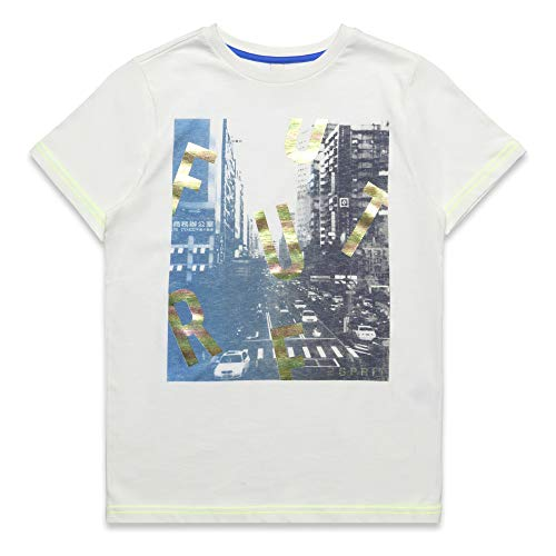 ESPRIT KIDS Jungen T-Shirt Short Sleeve Tee