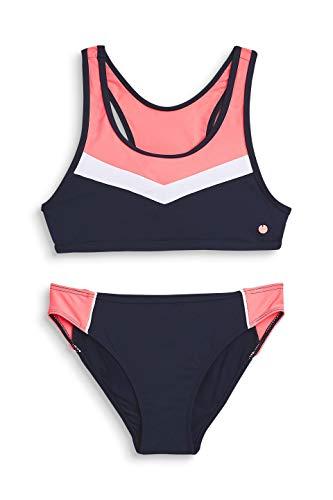 ESPRIT Mädchen Kalani Beach Yg Bustier + Brief Badebekleidungsset