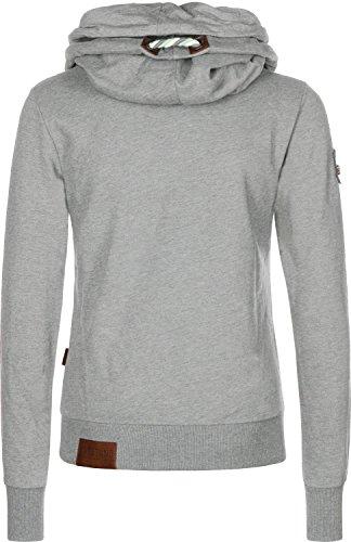 Naketano Reorder VIII Grey Melange