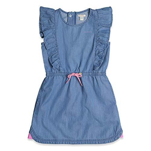 Esprit Kids Mädchen Denim Dress Kleid
