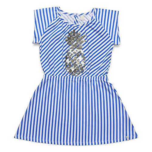 ESPRIT KIDS Mädchen Knit Dress Ss Kleid
