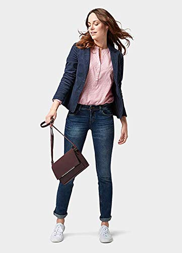 TOM TAILOR Damen Alexa Straight Jeans