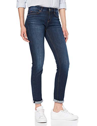 Tommy Hilfiger Damen Milan LW Blue Jeanshose