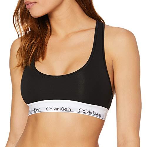 Calvin Klein Damen Bustier Dreieck BH Modern Cotton - Bralette