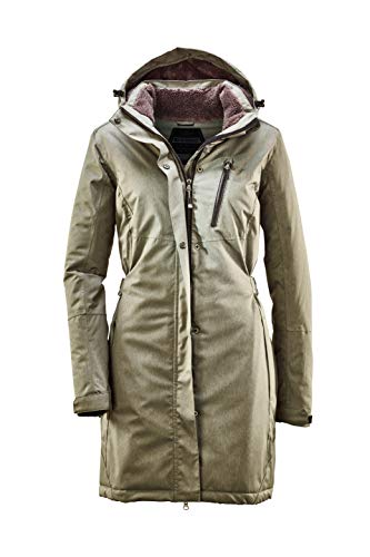 Killtec Damen Alisi Funktionsparka/Outdoorparka/Winterparka Mit Abzippbarer Kapuze