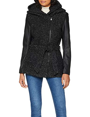 ONLY Damen Onllisford Boucle Wool Coat Cc OTW Jacke