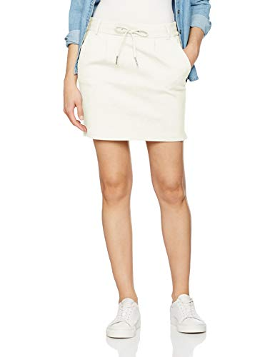 ONLY Damen Onlpoptrash Easy Skirt PNT Noos Rock